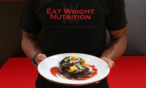 Workout Wright: $87 for Four 55-Minute Personal-Training Sessions with 10 Meals from Workout Wright ($400 Value)