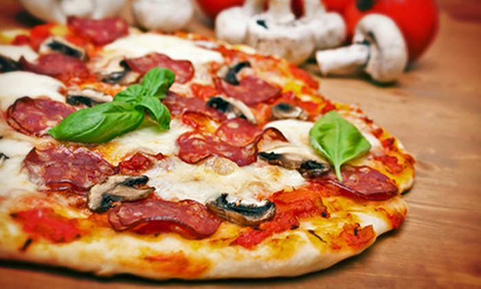 La Pizza Mia Pizzeria - Largo: Pizzeria Meal for Two or $12 for $24 Worth of Italian Food at La Pizza Mia Pizzeria