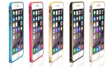 Aluminum Bumper Case for Apple iPhone 6 or 6 Plus from $11.99–$12.99