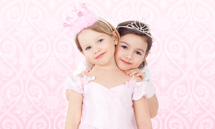 Little Pinkies Girls Spa - South Miami: Pinky or Fairytale Birthday Party for 10 or Tea Party for 5 at Little Pinkies Girls Spa (Up to 54% Off)