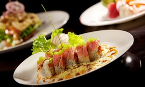 American Food, Steaks, Seafood, And Sushi At Poc American Fusion Buffet & Sushi (up To 50% Off). Five Options.