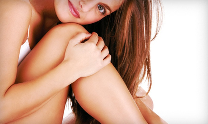 Spiegel Spa - Great Uptown: Two or Four 30-Minute Laser Spider-Vein-Removal Treatments at Spiegel Spa (84% Off)