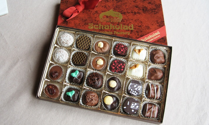 Schakolad Birmingham Chocolate - Birmingham: $11 for a Punch Card Valid for Four $5 Visits Toward Sweets at Schakolad Birmingham Chocolate ($20 Total Value)