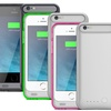 Mota Extended-Battery Case for iPhone 5/5s and iPhone 6/6s Plus