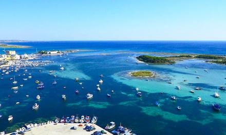 Salento: escursione in catamarano a 21,90€euro