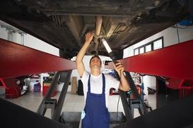 Meineke Car Center - Emmaus: Wheel Alignment at Meineke Car Care Center (54% Off)