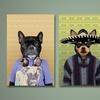 Animal Heads Artwork