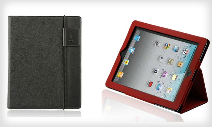 Splash Folio Case for iPad 2, 3, and 4 with Stylus and Screen Protector: $9.99 for Splash Folio Case for iPad 2/3/4 with Stylus and Screen Protector ($49.99 List Price). Multiple Colors.