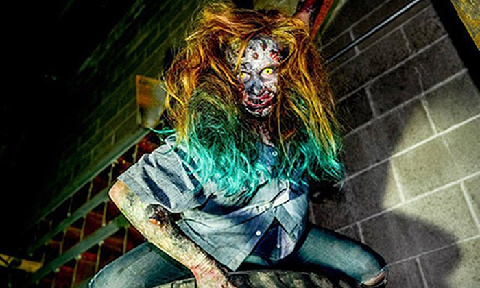 The Slaughterhouse - Tucson: Apocalypse: A Zombie Kill Experience for Two at The Slaughterhouse (Up to 58% Off). Four Dates Available.