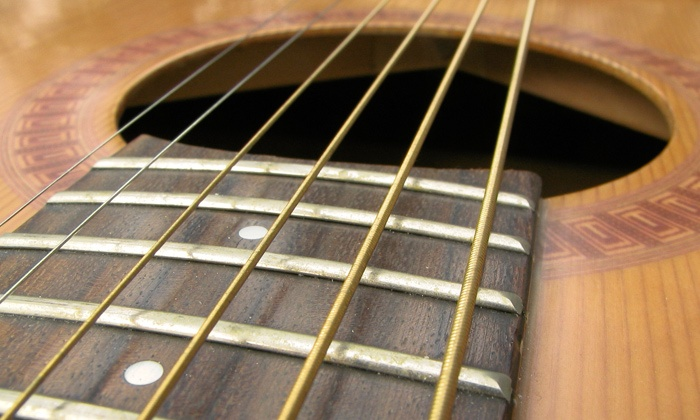 Kenny Lavitz - Multiple Locations: $25 for Two 30-Minute Guitar Lessons from Kenny Lavitz ($50 Value)