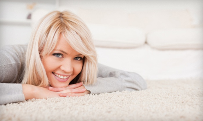 Healthy Home Carpet Cleaning - Eugene: $89 for Carpet Cleaning for Three Rooms and One Hallway from Healthy Home Carpet Cleaning (Up to $180 Value)