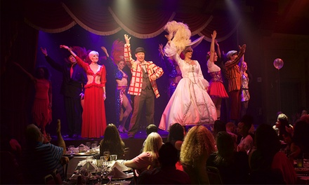Dinner and Cabaret Show for One, Valid Sunday or Friday–Saturday at Teatro Martini (Up to 50% Off)