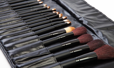 One or Two LaRoc 32Piece MakeUp Brush Kits
