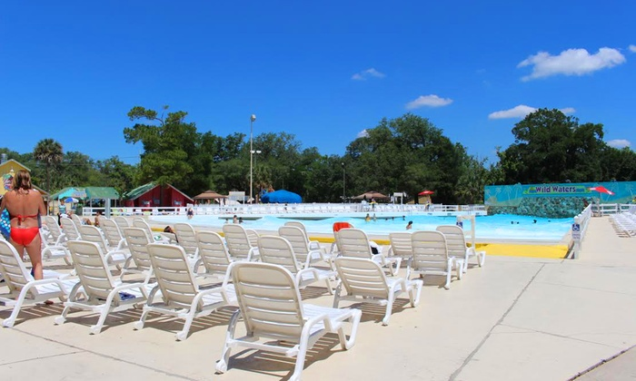 Wild Waters Water Park - Ocala: Up to 26% Off Water Park Admission  at Wild Waters Water Park