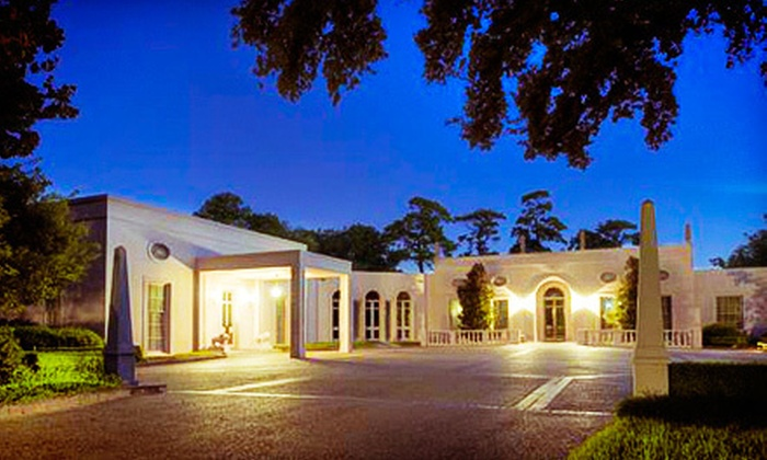 Rienzi Museum of Fine Arts Houston - Rienzi: Concert or Twilight Tour for Two at Rienzi Museum of Fine Arts Houston (Up to Half Off). Five Options Available.