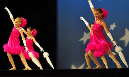 Four Dance Classes from Clermont Academy of Dance (68% Off)