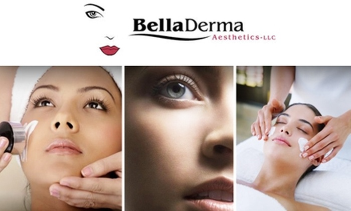 Bella Derma Aesthetics - Braintree: $50 for Cleansing Facial, Microdermabrasion, or Laser Hair Removal from Bella Derma Aesthetics