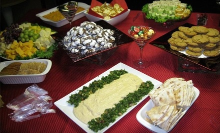 $70 Groupon to Artisan Catering Concepts - Artisan Catering Concepts in