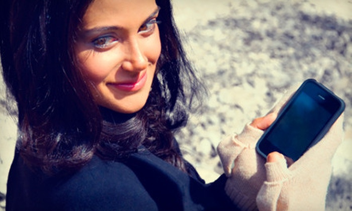 Mittenberry.com: One or Two Pairs of Toasty Texting Mittens with Shipping from Mittenberry.com (Up to 54% Off)