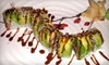 Up to 60% Off at Iron Chefs Hibachi & Sushi Bar in Mesquite