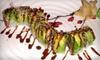 Iron Chefs Hibachi & Sushi Bar - The Emporium: Sushi Dinner for Two or Four at Iron Chefs Hibachi & Sushi Bar in Mesquite