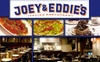 Joey & Eddie's CLOSED - North Beach: $20 for $45 of Italian Cuisine and Drink at Joey & Eddie's