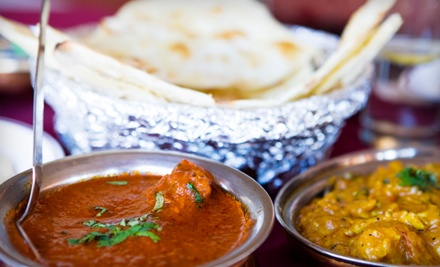 $20 Groupon to Spice 9 Indian Cuisine - Spice 9 Indian Cuisine in Concord