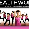 Up to 79% Off at Healthworks Fitness