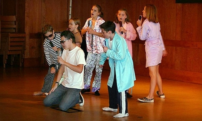 Austin Children's Theater - Upper Boggy Creek: Five-Day Kids' Camp from Austin Children's Theater. Three Options Available.