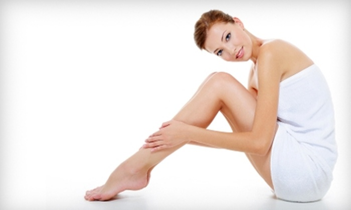 Spirit Soul and Body Holistic Family Wellness Center & Spa - Central Indianapolis: $20 for $40 Worth of Waxing Services or One Ion Foot Detox ($40 Value) at Spirit Soul and Body Holistic Family Wellness Center & Spa