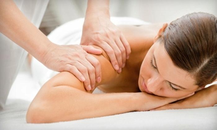Zenya Yoga & Massage Studio - Deer Park: $29 for a Zenya Fusion Massage at Zenya Yoga & Massage Studio in Newport News ($60 Value)