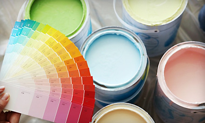 Joe's Painting - Heart of Independence: $129 for One-Room Interior Paint Job from Joe's Painting ($300 Value)