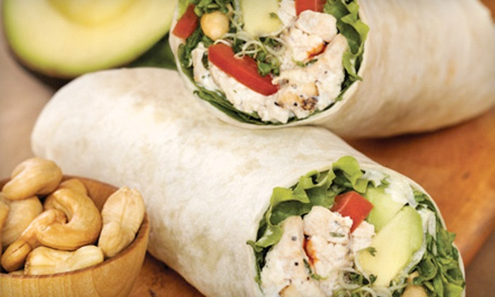 Roly Poly - Fairfield: $5 for $10 Worth of Rolled Sandwiches, Soups, and Salads at Roly Poly