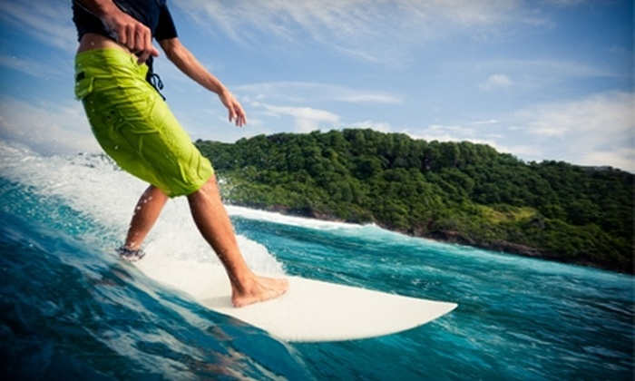 Free to Ride Surf Shop - Capitola: $10 for $20 Worth of Beach Gear at Free to Ride Surf Shop