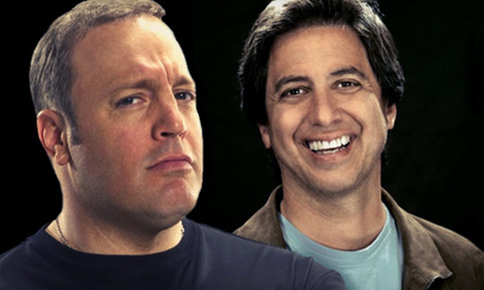 Kevin James and Ray Romano - William Saroyan Theatre Fresno Convention & Entertainment Center: One Ticket to Kevin James and Ray Romano at William Saroyan Theatre on March 21 at 8 p.m. (Up to $57.15 Value)