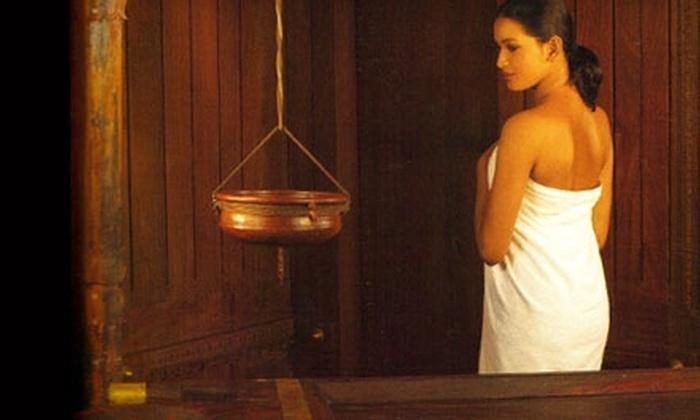 Prabhu Uma - Azalea Park: $40 for a One-Hour Ayurvedic Massage at Prabhu Uma ($85 Value)