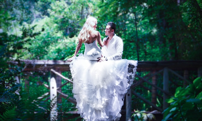 Fotero Photography - Buffalo: 180-Minute Wedding Photography Package with Digital Images from Fotero Photography (90% Off)
