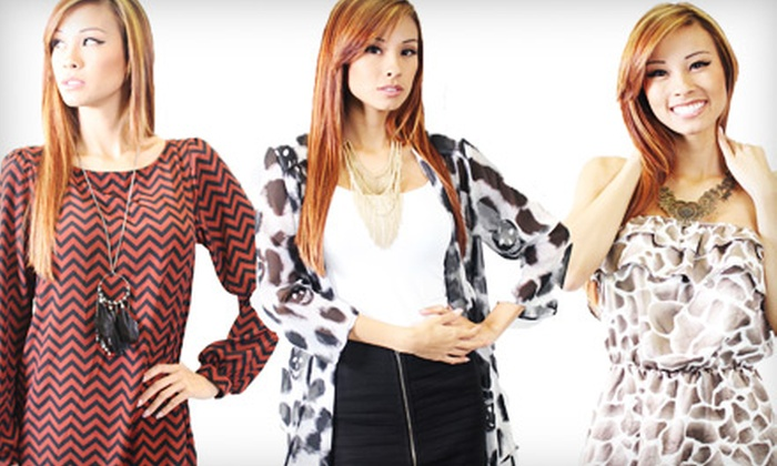 House of Aria - Pearl City: $20 for $40 of Women's Fashions and Accessories at House of Aria in Pearl City