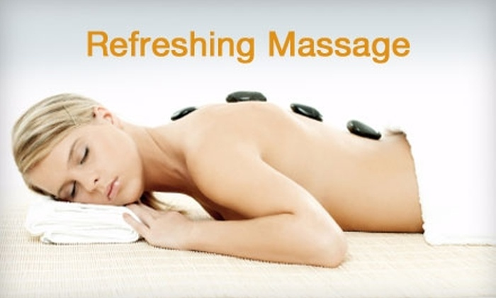 Refreshing Massage - Burning Tree: $39 for Massage Services at Refreshing Massage (Up to $85 Value)