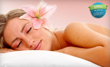 30-Minute Foot Massage and Peppermint Scrub (a $55 value) - Impressions Spa Therapy in Mount Pleasant