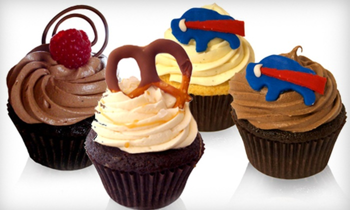 The Cupcake Orchard - Orchard Park: $12 for One-Dozen Gourmet Cupcakes at The Cupcake Orchard in Orchard Park ($25 Value)