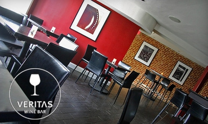 Veritas Wine Bar - Kalorama: $15 for $30 Worth of Wine, Cheese, Charcuterie, and More at Veritas Wine Bar
