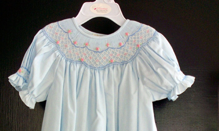 The Carousel Boutique - Summerville: $15 for $30 Worth of Children's Clothing and Accessories at The Carousel Boutique in Summerville