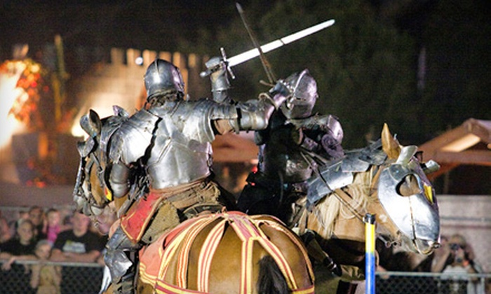 Age of Chivalry Renaissance Festival - Whitney: Two One-Day Passes or One Three-Day Pass to the Age of Chivalry Renaissance Festival October 7–9. Four Options Available.