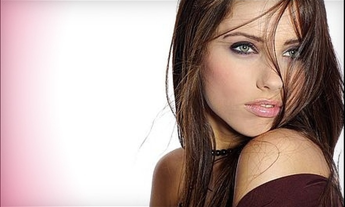 Salon Hairspray - Center City West: $30 for $65 Worth of Salon Services at Salon Hairspray