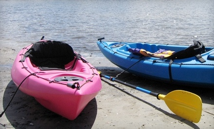 Sweetwater Kayaking: Four-Hour Single Kayak Rental - Sweetwater Kayaking in St. Petersburg
