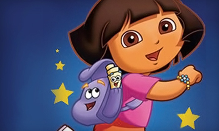 """Dora the Explorer"" - Master Theatre: $28 for a Dora the Explorer Musical Experience at Millennium Theatre on April 15 at 6 p.m. ($56.49 Value)"