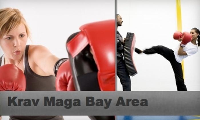 Krav Maga Bay Area - Santa Clara: $22 for a Two-Hour Self-Defense Seminar at Krav Maga Bay Area ($49 Value)