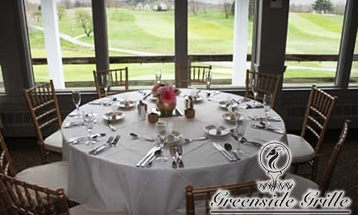 Greenside Grille - Hingham: $25 for $50 Worth of Upscale Fare at Raffael's Greenside Grille in Hingham