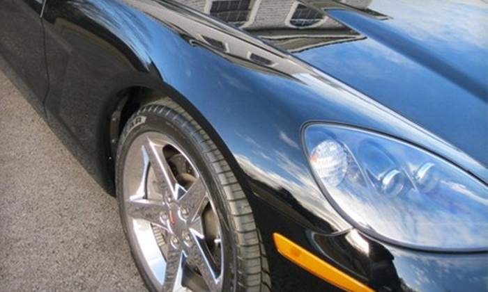 Columbia Detailing - Columbia, MO: $50 for $100 Worth of Mobile Auto-Detailing or Boat-Detailing Services from Columbia Detailing